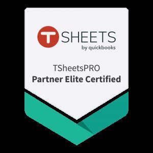 TSheetsPRO Partner Elite Certified